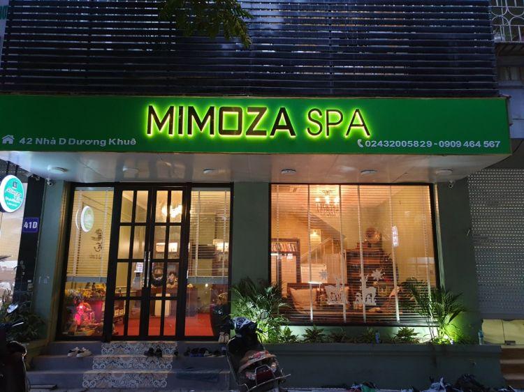 Chuỗi MIMOZA SPA. Cơ hội kiếm tiền bền vững