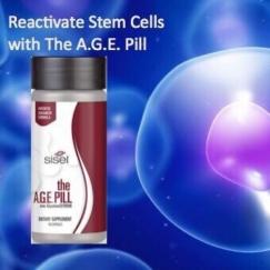 The A.G.E.Pill - Thức ăn phục hồi tế bào gốc