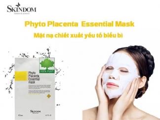 Phyto Placenta Esential mask - Mặt nạ chiết xuất nhau thai