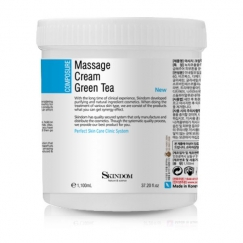 Massage Cream Green Tee - Kem massage trà xanh