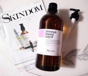 Slimming & Relaxing Body Oil - Dầu massage thư giãn và giảm béo cơ thể