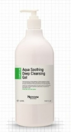 Aqua Soothing Deep Cleansing Gel - Gel rửa dạng nước
