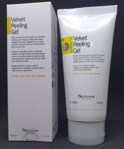 Velvet Peeling Gel Skindom 150ml - tẩy da chết
