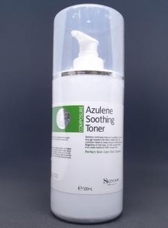 Azulene Soothing Toner Skindom 500ml - Nước hoa hồng cho da nhạy cảm