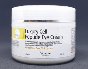 Luxury Cell Peptide Eye Cream Skindom 250ml -