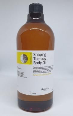 Shaping Therapy Body Oil 1000ml Skindom - Dầu trị liệu định hình