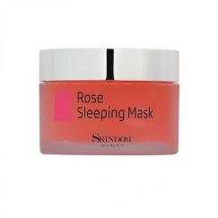 Rose Sleeping Mask Skindom - Mặt nạ ngủ hoa hồng