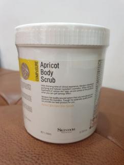 Apricot Body Scrub Skindom 1100ml - Tẩy da chết body